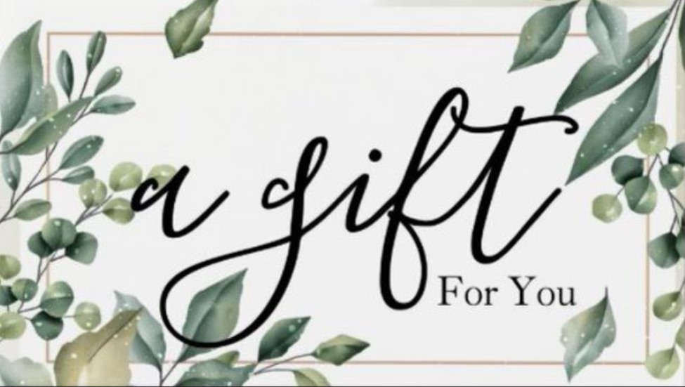 Gift Certificate Leaves
